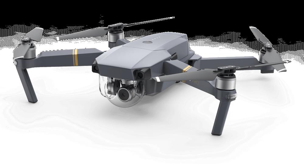 Drone Pilot Altus - H83mm x W83mm x L198mm
